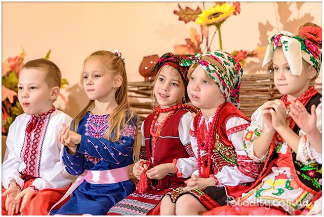 Фотосессия детский сад