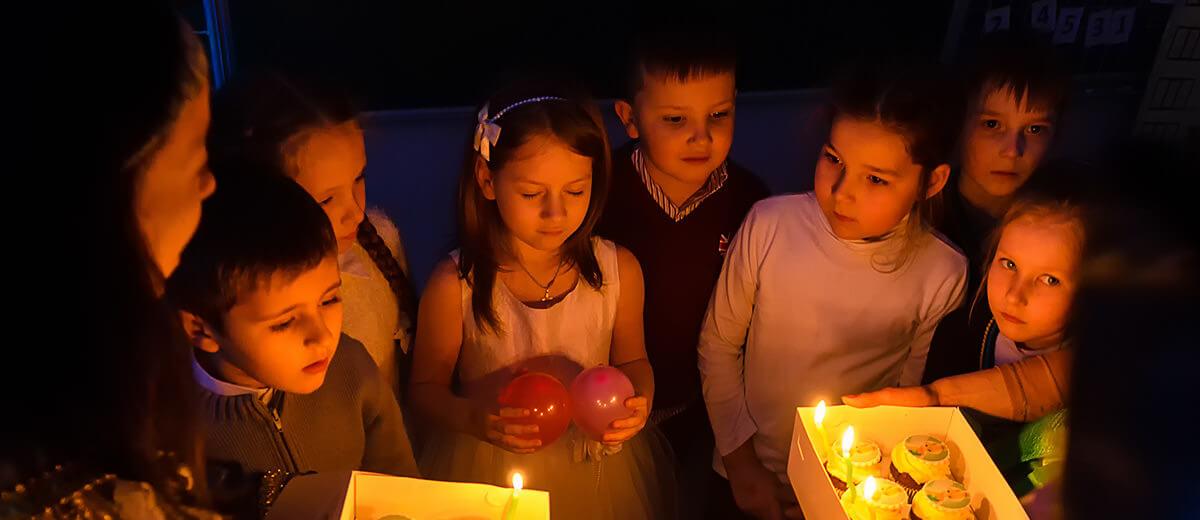Фотограф на день рождения ребенка Киев