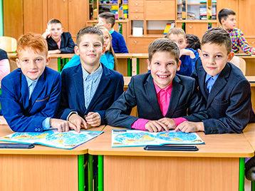 Фотосъемка на выпускной альбом в школе